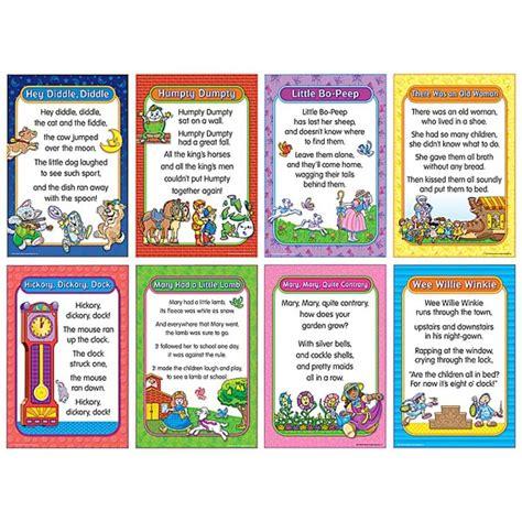 Humpty Dumpty Decorations Nursery Rhymes Bulletin Board Set 1 Tcr4398 Teacher