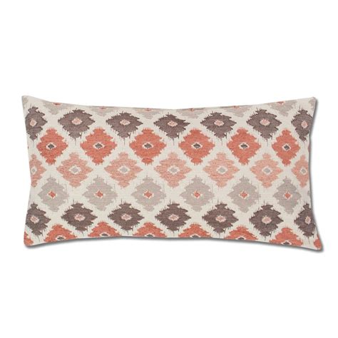 bedding throw pillows the coral and brown flowers throw pillow crane canopy