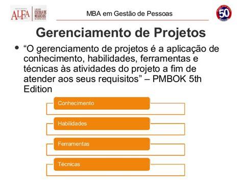 Mba Gerenciamento De Prgetos Univali Ovideo by Mba Alfa Gerenciamento De Projetos