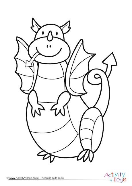 welsh dragon coloring page welsh dragon pictures to print impremedia net