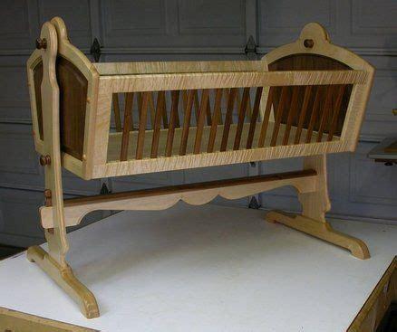 maple walnut heirloom baby cradle cradles baby