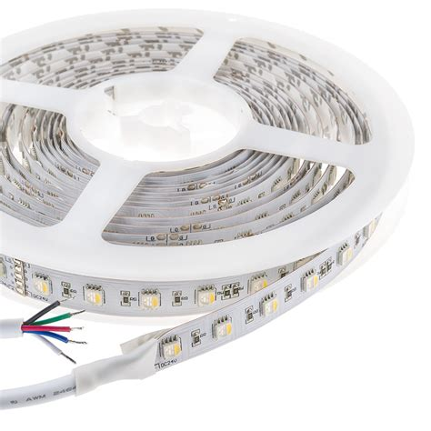 led multicolor strip lights rgbw led strip lights 24v led tape light w white and