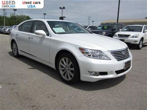 2010 Lexus Ls460 For Sale by Used Lexus Ls 460 For Sale Cargurus Used Cars New Cars