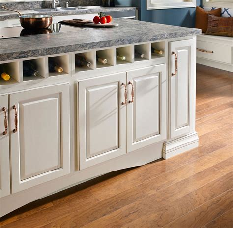 Country Kitchen With White Cabinets by Amerock Decorative Cabinet And Bath Hardware 1902403