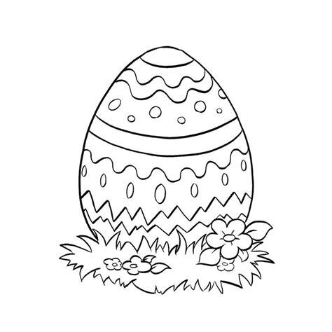 huevos con caritas para colorear banco de imagenes y fotos gratis huevos de pascua para