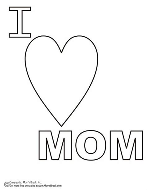 coloring pages that say i love you mom and dad say i love you hearts mom colouring pages page 2