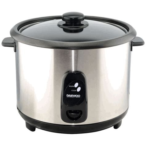 Rice Cooker 8 Liter daewoo drc 444 rice cooker 1 8 liter 220 volts not for usa