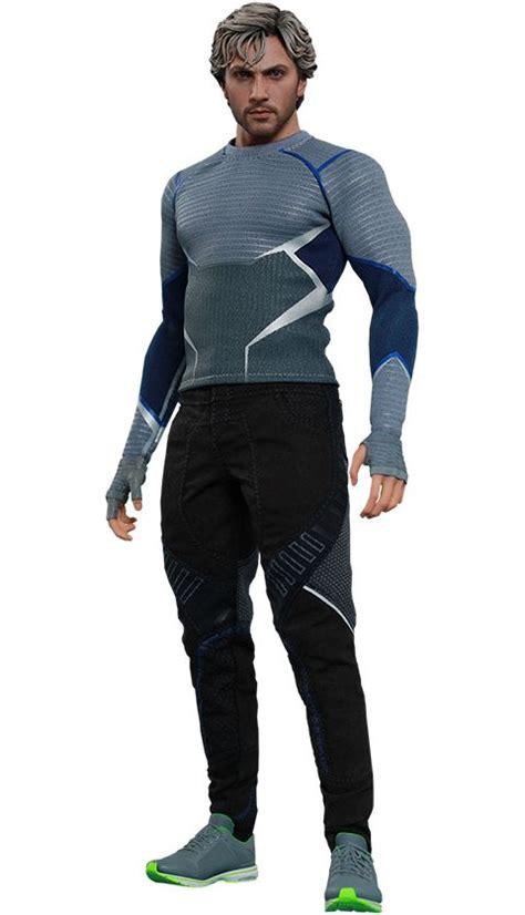 quicksilver film riot the avengers age of ultron quicksilver figure by hot toys