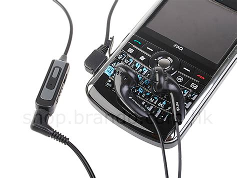 Clip On For Smartphone Hp All hp ipaq 610 914 stereo converter with microphone