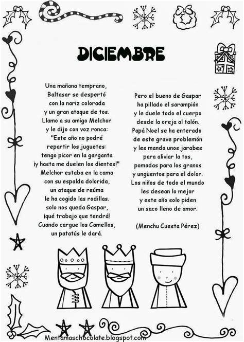 poesia de navidad cortas esos locos bajitos de infantil poesias de navidad