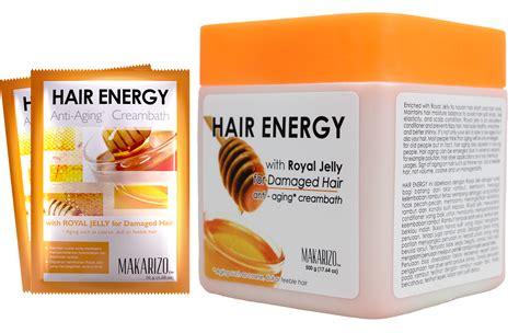 Shoo Makarizo Hair Energy makarizo solusi cara merawat rambut rusak secara alami
