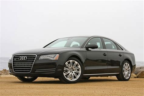 audi a8 fuel 2013 audi a8 3 0t matches 4 2 v8 fuel economy numbers