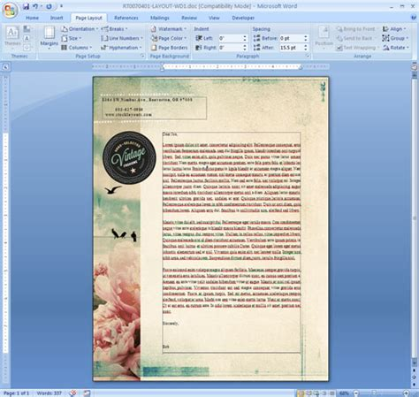 18 word header designs images word document header
