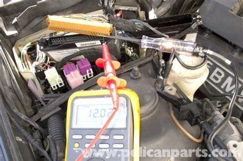 electric power steering 2006 bmw m5 transmission control bmw e39 5 series transmission fail safe 1997 2003 525i 528i 530i 540i pelican parts diy
