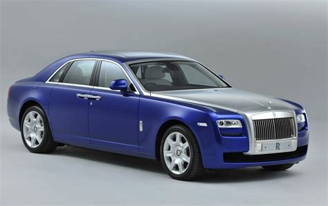 rolls royce ghost 2013 model year minor updates