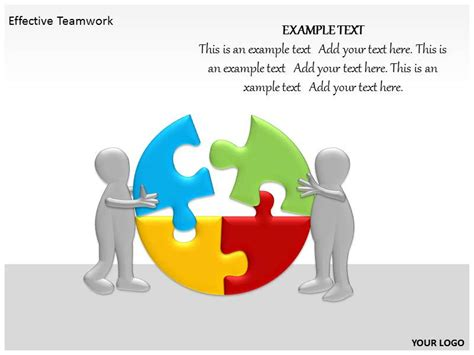 effective teamwork powerpoint templates effective