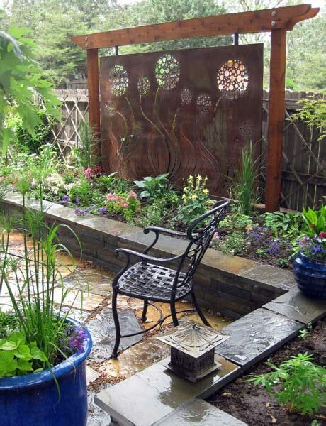 privacy for backyard privacy screen for backyard gardening pinterest