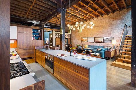 a modern new york city loft decoist old caviar warehouse converted into a sensational nyc loft