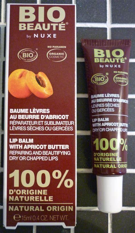 Bio Apotik bio beaut 233 by nuxe lippenbalsam mit aprikosenbutter