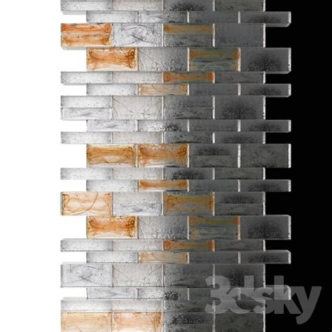 decorative glass bricks 3d models other decorative objects poesia glass bricks