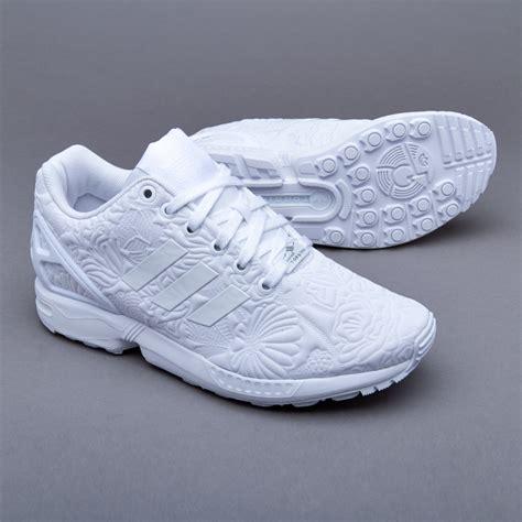 Harga Adidas Flux sepatu sneakers adidas originals womens zx flux ftwr white