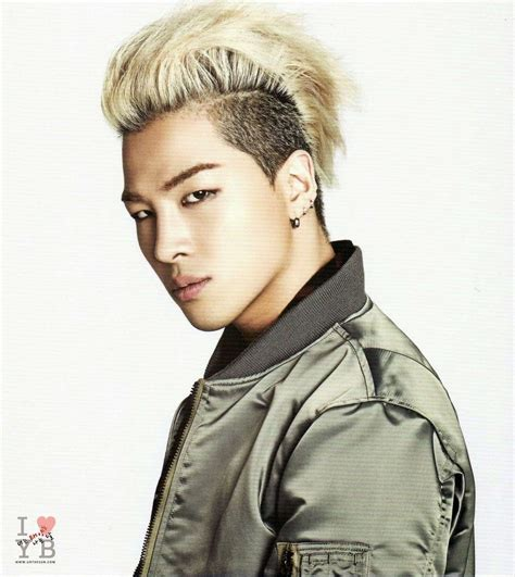 oh yeah top hairstyles bigbang the best big bang s taeyang hair ever youtube