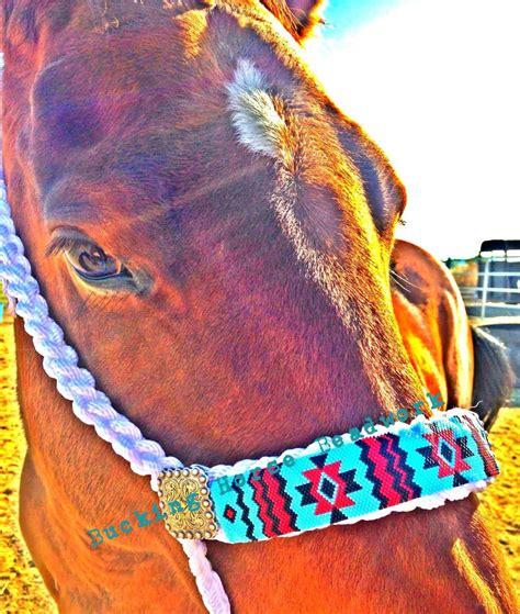 custom beaded mule tape halters check   fb page bucking horse beadwork bucking horse