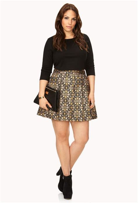 25 best ideas about plus size skirts on plus
