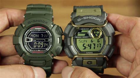 Casio G Shock Gd 400 Grey casio g shock g 9000 3 vs casio g shock gd 400 9