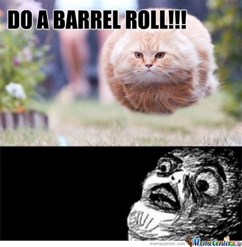 Barrel Roll Meme - do a barrel roll by jack scribner meme center