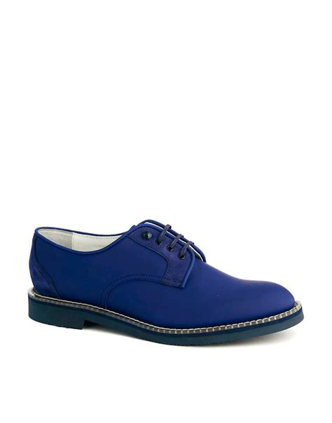 house of hounds shoes house of hounds house of hounds ritchie derby shoes at asos