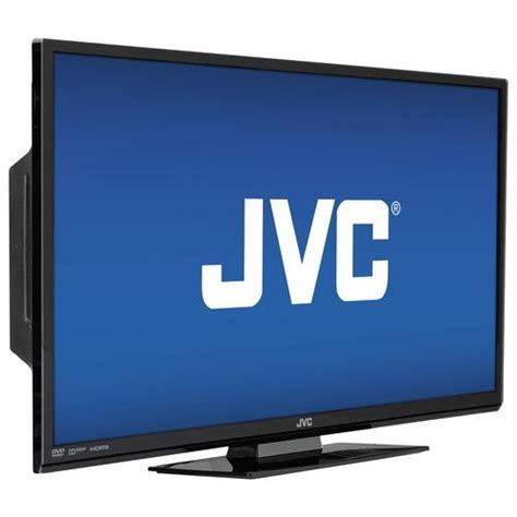 Tv Led Juc 15 24 quot jvc led combo hd tv lt 24de73 lt24de73 with dvd