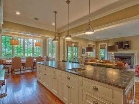 southern living open floor plans i love this open floor plan kitchen southern living