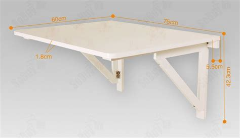 Wall Mounted Folding Table Details About Sobuy 174 Wall Mounted Drop Leaf Table Folding Wood Table Desk 75x60cm Fwt05 Uk