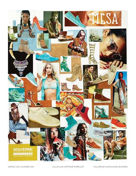 Trend Report Everything Is Beautiful In The World Of Magic Second City Style Fashion by Fashion Vignette Trends Wolverine Leathers Ss2016