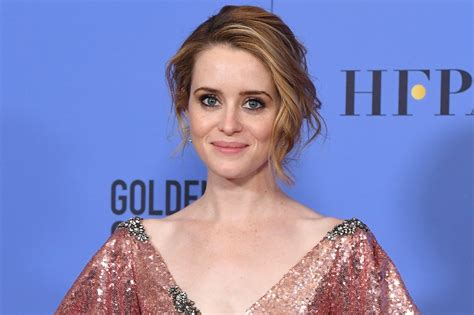 Claire Foy's Advice for the Actress Replacing Her on The
