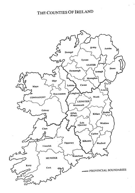 ireland coloring pages free coloring pages of map of ireland
