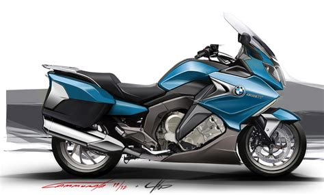 Motorrad Bmw K 1600 Gt by 2017 Bmw K1600gt Review