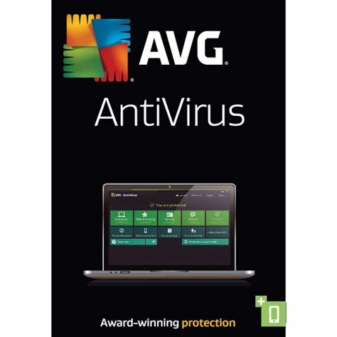 Anti Virus Avg avg antivirus 1 year 1 pc global