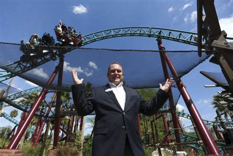 Busch Gardens News by Busch Gardens New President Faces Headwinds In Amusement