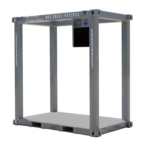 design lifting frame gauthiers adds certified offshore lifting frames