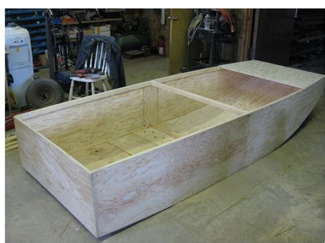 flat bottom boat plans wood 17 best images about homemade boats on pinterest pvc
