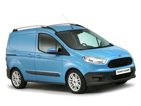 ford transit ford transit courier mundoautomotor