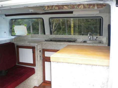 vw vanagon westfalia camper  sale  sequim wa