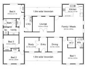 House Plan Australia by Floor Plan Australia Home Houseplan Plans House Trend