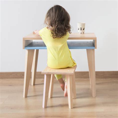 bureau pour deux enfants paulette et sacha objets eco design made in