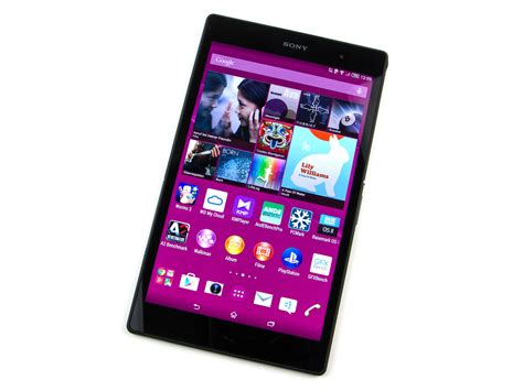 Sony Xperia Z3 Tablet Compact sony xperia z3 tablet compact notebookcheck it