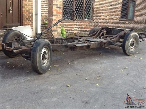 Car Chassis Types by Bentley R Type Rolling Chassis Similar Mk6 Bentley 1953