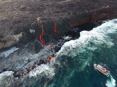 lava boat tours pahoa lava ocean tours inc pahoa all you need to know before