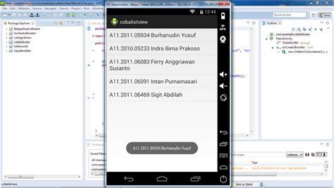 layout kelompok adalah pondok tugas membuat listview pada android